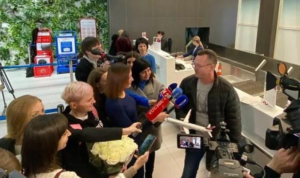 """Аэропорт """"Симферополь"""" встретил в новом терминале десятимиллионного пассажира"""