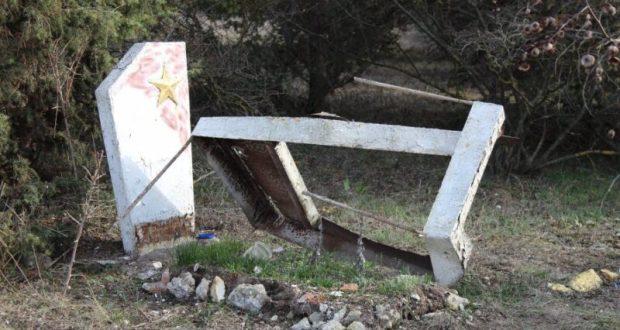 Вандал, осквернивший в Севастополе могилу Неизвестного солдата, задержан