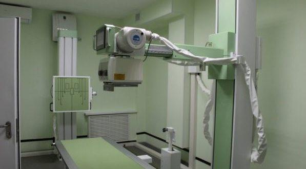 Свершилось! В травмпункте севастопольской горбольницы №1 - новый рентген-аппарат