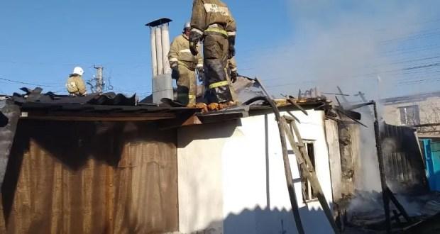 На пожаре в центре Симферополя погибли четыре человека
