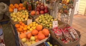 В Симферополе дефицита продовольственных товаров нет