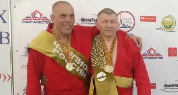 У самбистов Крыма - пять медалей чемпионата России среди мастеров
