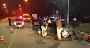 Следователи просят откликнуться очевидцев смертельного ДТП 23 февраля в Керчи