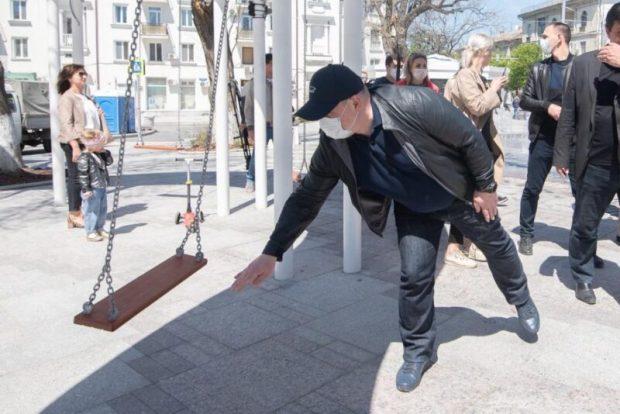 Что там с Большой Морской в Севастополе? Срок реконструкции прошел