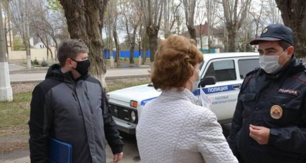 Суббота в Крыму: 283 протокола на нарушителей «режима самоизоляции»