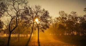 Азорский циклон в Крыму - погода солнечная и тепло