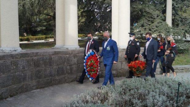 Ялта отмечает День освобождения от фашистских захватчиков