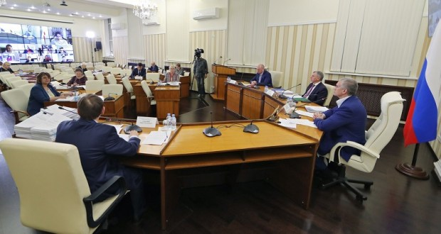 «Самоизоляция» - не помеха. Сроки реализации нацпроектов и ФЦП в Крыму сдвигаться не будут