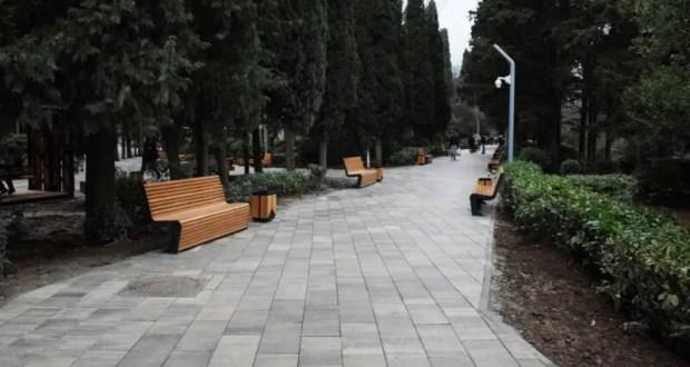В Ялте планируют благоустроить 9 общественных территорий и 8 дворов