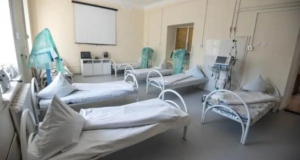 Коронавирусная инфекция в Севастополе: двоих пациентов выписали из больницы