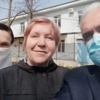 Хорошая новость: два пациента в Крыму уже переболели COVID-19, излечились и выписаны по домам
