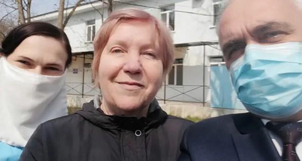 Хорошая новость: два пациента в Крыму уже переболели COVID-19, излечились и уже выписаны по домам