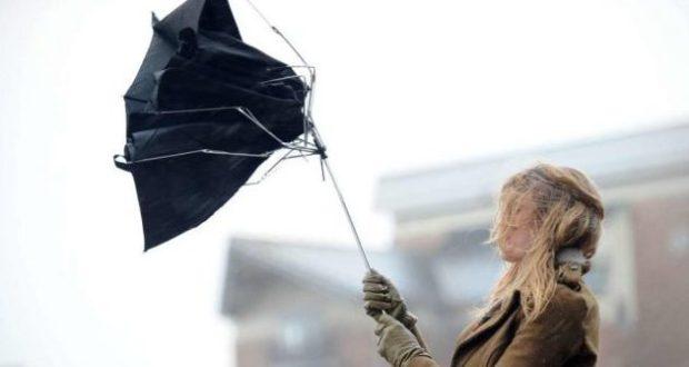 Сухо, но ветрено и прохладно. Погода в Крыму