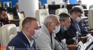 Заксобрание Севастополя приняло закон о снижении налоговых ставок для предпринимателей