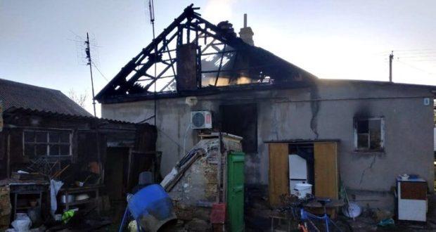 Поджог дома в Крыму: погибла семья