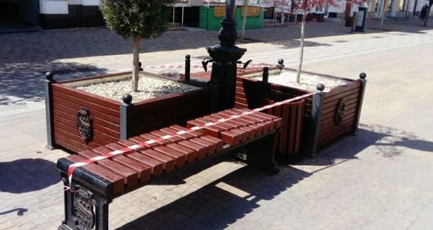 В Симферополе приводят в порядок улично-дорожные сети