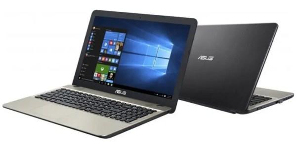 Ноутбук Asus VivoBook Max - бюджетная модель для работы и отдыха