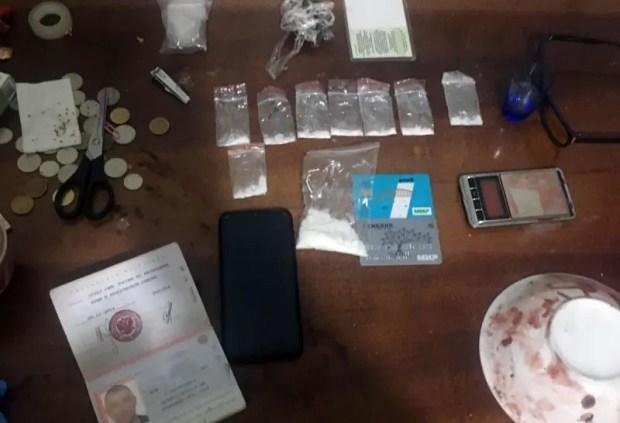 В Крыму ликвидировали канал сеть сбыта синтетических наркотиков