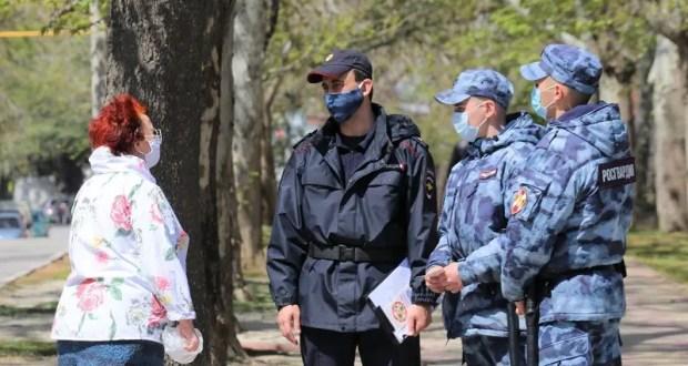 313 протоколов за пятницу составлено в Крыму на нарушителей режима «самоизоляции»