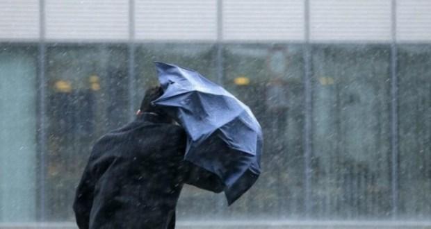 На вторник, 15 апреля МЧС объявило штормовое предупреждение в Крыму