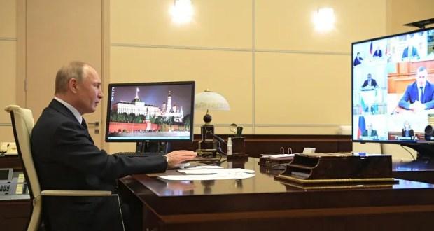 Президент Путин поручил оказать помощь малому и среднему бизнесу, пострадавшему от коронавируса
