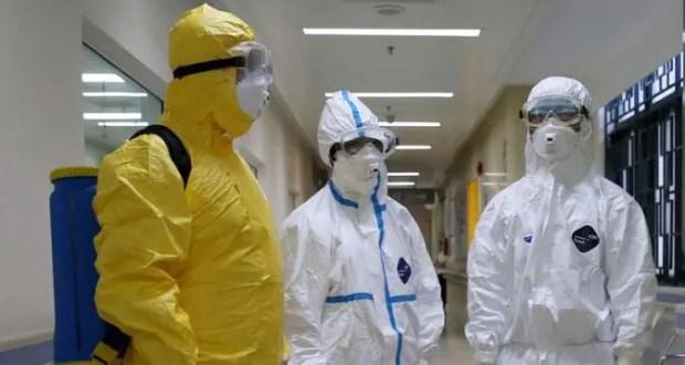 Севастопольских медиков обеспечат противочумными костюмами