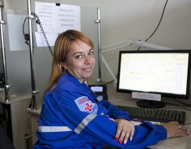 В Севастополе сотрудников «Скорой помощи» поздравили с профессиональным праздником