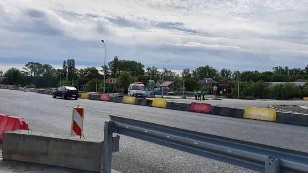 На трассе «Таврида», в районе Зуи снова поменялась схема движения