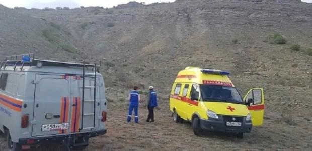 Трагедия в горах Крыма: погиб подросток