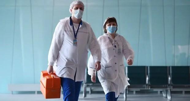 В Крыму отрапортовали: все «коронавирусные доплаты» медики получили