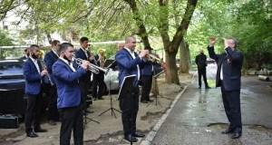 Оркестр для ветеранов – акция в Симферополе