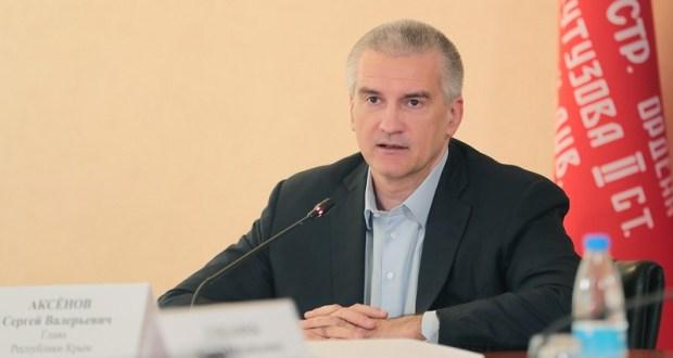 Аксёнов: запуск ряда предприятий с 18 мая не означает снятие режима «повышенной готовности» в Крыму