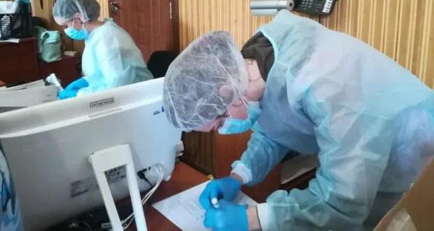Сотрудники МЧС Республики Крым сдали тесты на коронавирусную инфекцию COVID -19