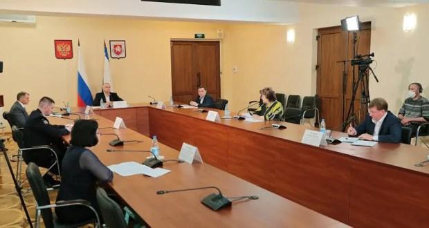 Со следующей недели отменяются ежедневные заседания крымского «коронавирусного» оперативного штаба