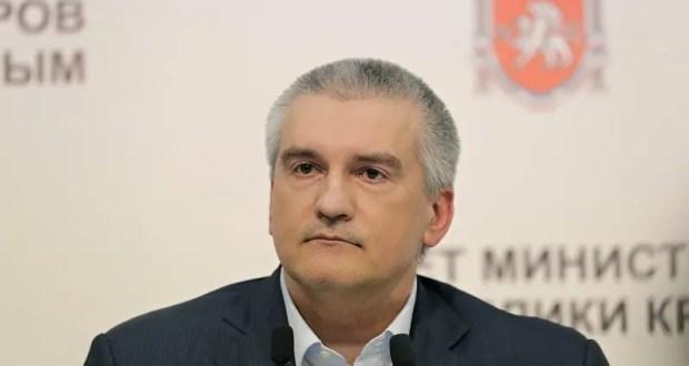 Сергей Аксёнов допустил открытие санаториев для крымчан после 15 июня