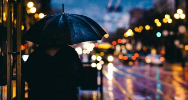 Дожди с грозами, усиление ветра. Погода в Крыму