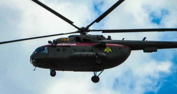 В Крыму на поиски нарушителей режима «самоизоляции» направили… вертолет