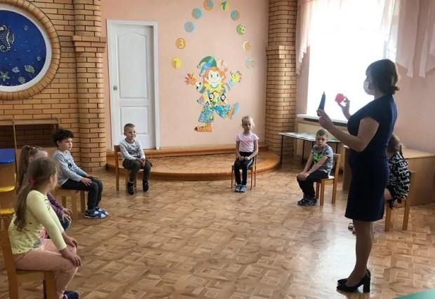 Во всех детских садах крымской столицы функционируют дежурные группы