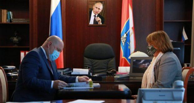 """В Севастополе хотят реализовать проект """"Губернаторский подарок новорождённым"""""""