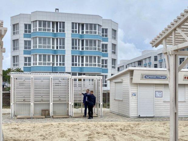 В Севастополе к купальному сезону готовят пляжи