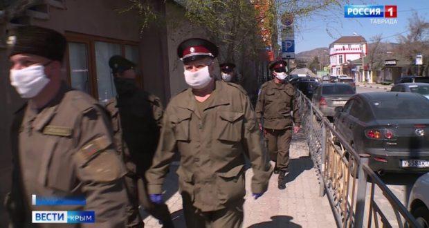 Навстречу масочному режиму в Крыму