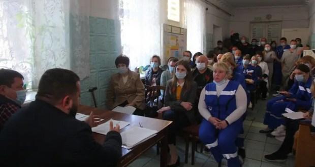 Скандал с крымскими медиками потушило… обещание денег - региональных доплат