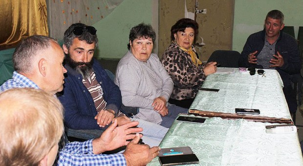 «Доброволец» объединяет актив сёл Байдарской и Варнаутской долин Севастополя