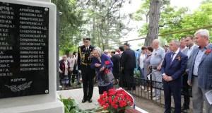 В крымском селе Прохладное восстановили памятник жертвам массового расстрела в 1943 году