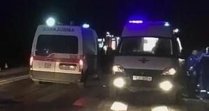 Ночная авария в Красногвардейском районе Крыма: трое пострадавших