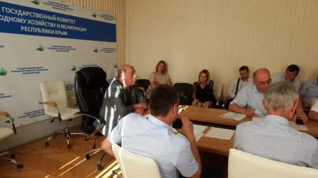 В Крыму пытаются решить проблему дефицита воды