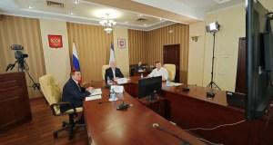 Сергей Аксёнов поручил ускорить проведение строительных работ на объектах в курортных регионах