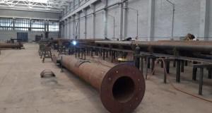 Стальное производство: в Керчи инвестор модернизировал цеха по производству металлических конструкций