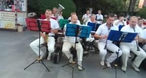 На ялтинской набережной возобновляются регулярные концерты-балы духового оркестра