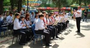 Ау, таланты! В Гагаринском парке Симферополя хотят возобновить Дни духовых оркестров